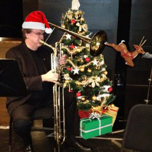 The Christmas Collection- Brass Quintet & Organ